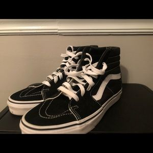 Women's vans, great condition!
